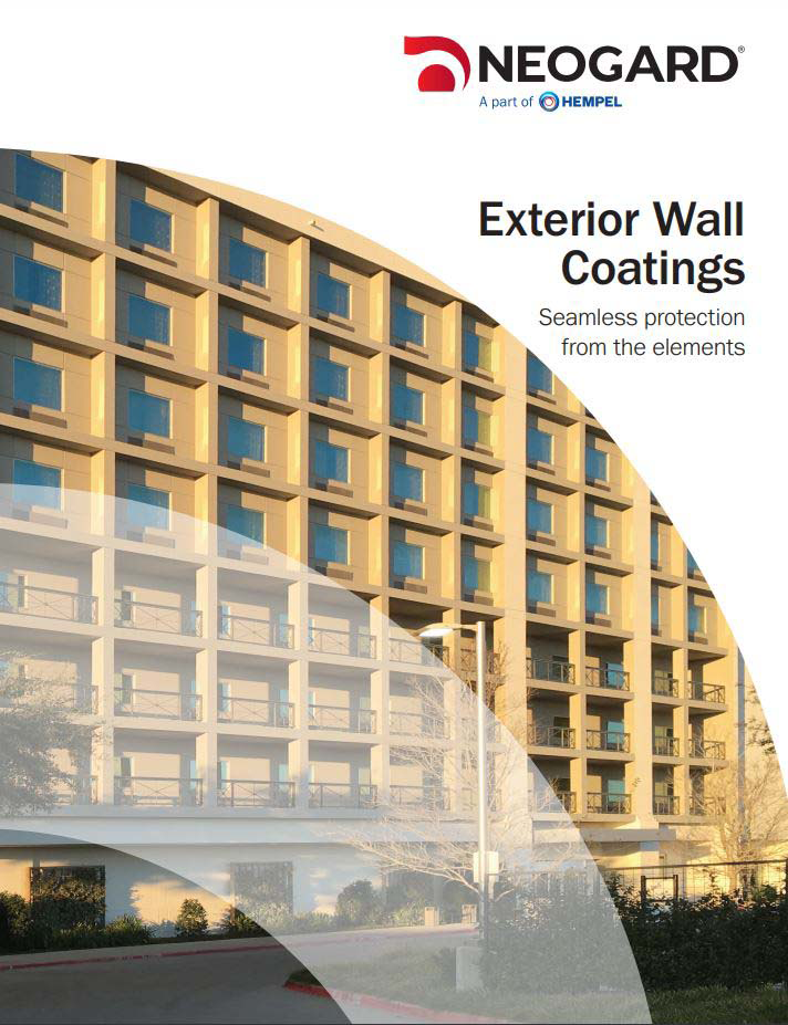 Exterior Wall Coating Systems